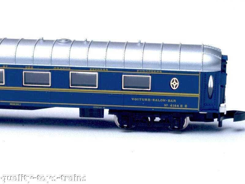 8778  Marklin Z-scale  Orient Express Salon/Bar/Piano car