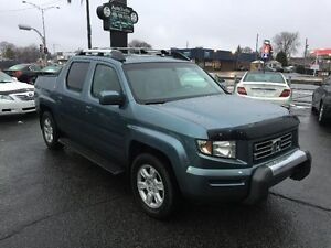 Honda Ridgeline EX-L-AWD-CUIR-JAMAIS ACCIDENTER 2006