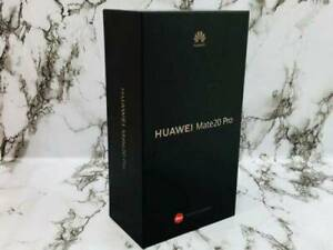New Huawei Mate20 Pro Midnight Blue 128GB Tax Invoice Warranty