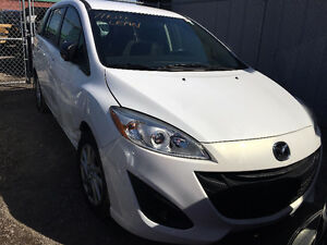 2012 Mazda Mazda5 just arrived for sale at Pic N Save!