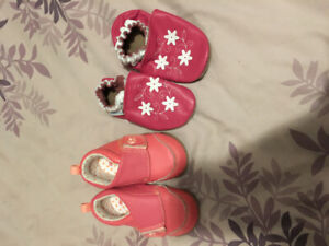Robeez/Carters shoes - brand new