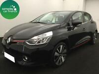 £163.60 PER MONTH 2014 RENAULT CLIO 1.5 DYNAMIQUE MEDIA NAV DIESEL MANUAL