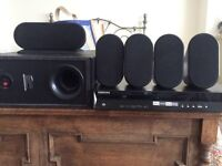 Samsung 5.1 Home Theater System HT-X30 - home cinema systems