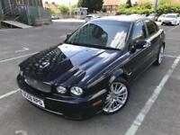 2008 (58) Jaguar X-Type 2.2 D DPF S 4dr 6 Months Warranty Included