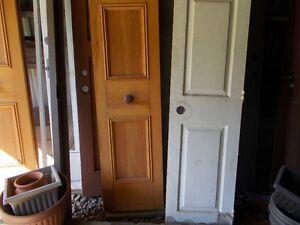 Different doors-$5. to $15.