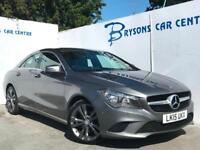 2015 15 Mercedes-Benz CLA 220 2.1CDI 7G-DCT Sport for sale in AYRSHIRE