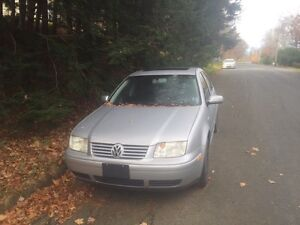 Volkswagon Jetta 1.8 Turbo for sale