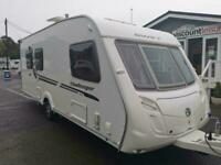 Swift Challenger 580 Caravan