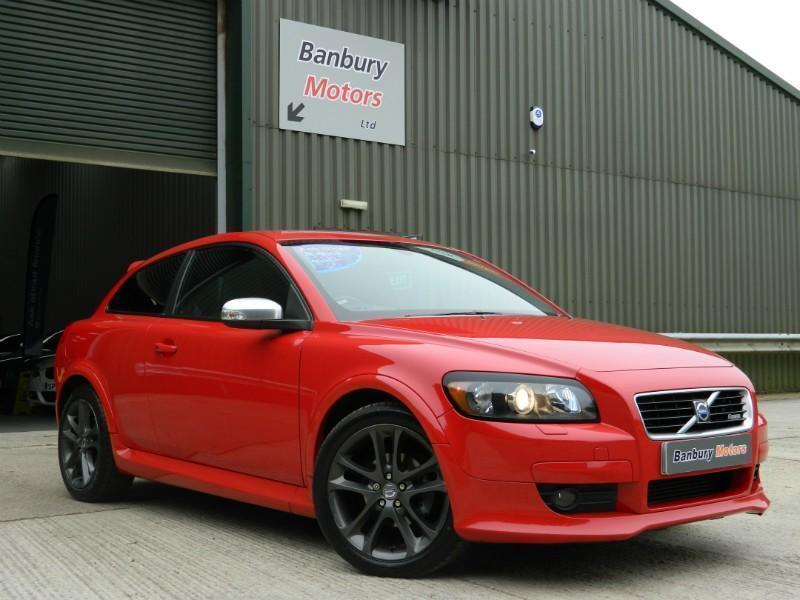 volvo c30 1 6d r design sport coupe 2d 1560cc in banbury oxfordshire gumtree. Black Bedroom Furniture Sets. Home Design Ideas
