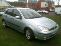 Ford Focus 1.6i 16v 2004MY Zetec