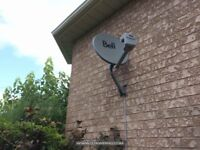 Satellite TV - installation, upgrade & repair. 416-700-6001