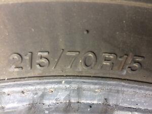 Winter Snow Tires Cambridge Kitchener Area image 5