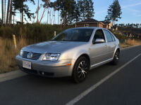 1999.5 Volkswagen Jetta TDI 5 Speed