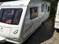 Elddis Queensferry 636