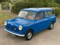 1971 Morris Mini VAN Van Petrol Manual