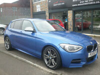 2013 BMW M1 3.0 ( 320bhp ) 35i Sports Hatch Sport Auto 5DR 63REG Petrol Blue