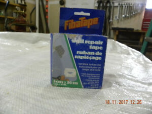 WALL REPAIR KIT FIBERGLASS MESH