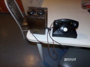 Northern Electric Crank Operated Telephone