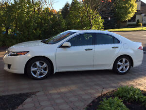 2010 Acura TSX Cuir Berline