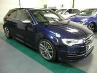 Audi S3 2.0 TFSI ( 300ps ) quattro S Tronic 2014MY