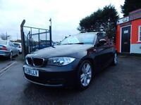 2008 BMW 1 Series 120d SE 2dr Service history,12 months mot,warranty,finance ...