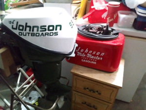 9.5 johnson outboard