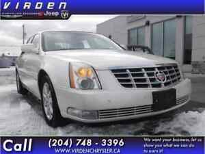 2008 Cadillac DTS **GREAT SHAPE!! LEATHER SEATS!!**