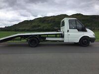 Ford Transit Recovery Truck , Transporter , Wagon