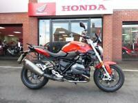 BMW R 1200R Naked model & Immaculate with only 5358 miles.