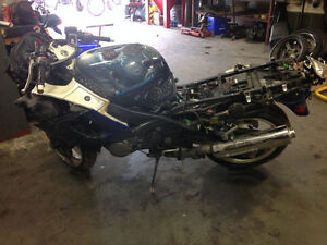 Parting Out 2004 Kawasaki ZX600E   RPM Cycle