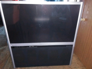 Projection TV's