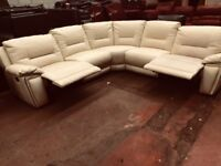 Harveys Hedgemoor Corner reclining sofa ex display model