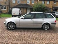 2004 BMW 320 2.0TD M Sport Touring - FULL SERVICE HSITORY - MOT 09/2018