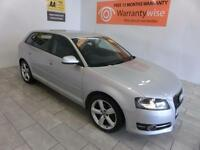 2010 Audi A3 1.6 Sportback Technik SE ***BUY FOR ONLY £28 PER WEEK***