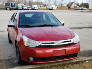 2011 Ford Focus Etested Remote starter
