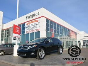 2015 Toyota Venza 4DR WGN V6 AWD LIMITED   - Certified - Low Mil
