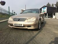 Mercedes C230 coupe