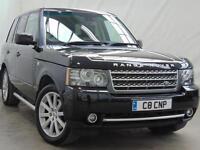 2009 Land Rover Range Rover TDV8 AUTOBIOGRAPHY Diesel black Automatic