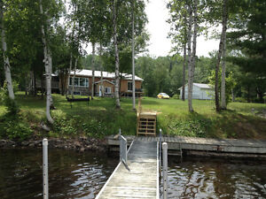 Fully furnished house on the Ottawa River, near Deep River ON