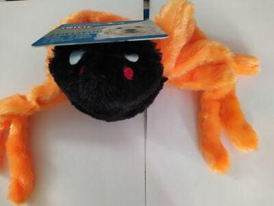 Halloween Hundespielzeug Plüschspinne ca. 50 cm von Trixie