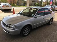 2001 Toyota Corolla 1.6 auto 2000MY GLS - 16SERVICE STAMPS UP TO 121K-1FKEEPER