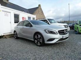 2014 (64) Mercedes-Benz A200 Sport 2.1 CDI 7G-DCT *** ONE OWNER LOW MILEAGE ***