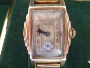 Vintage Rolex in excellent condition (manual wind)
