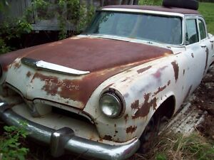 1955 DODGE  4 dr  // PLUS  PAIR OF DR,s for H/T or CONVERT