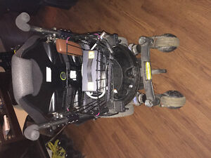 Electronic Wheelchair- brand new battery London Ontario image 2