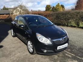 Vauxhall Corsa 1.2i 16v (A/C) Design *Full Years MOT * DBD CAR SALES