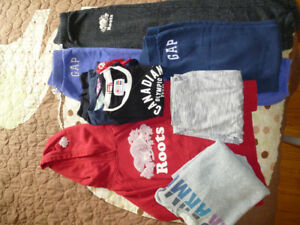 Girls Size 10-12 Athletic Clothing - Excellent Condition