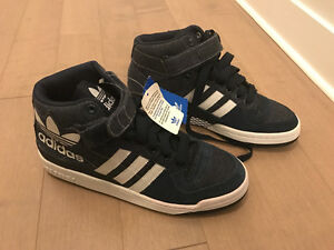 Adidas jeans high tops