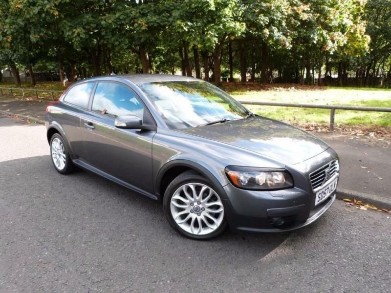 2007 volvo c30 2 0 d se 2dr in tollcross glasgow gumtree. Black Bedroom Furniture Sets. Home Design Ideas