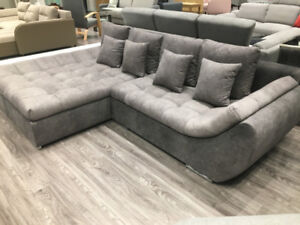 SECTIONAL HUGO - BED WITH STORAGE - MADE IN EUROPE